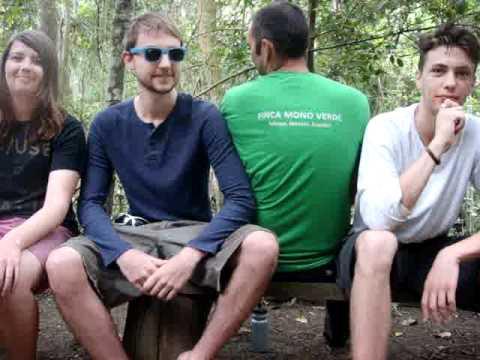 Greenforce Ecuador: The Band