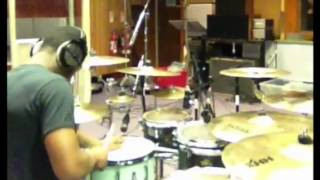 Wretch 32 6 words (drum cover)