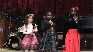 Amalia's Christmas performance!