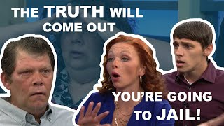 Moment of Truth: Jimmy Faces The Truth | The Steve Wilkos Show