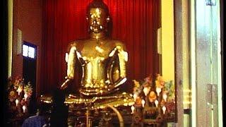 Bangkok's fabulous Grand Palace in 1989