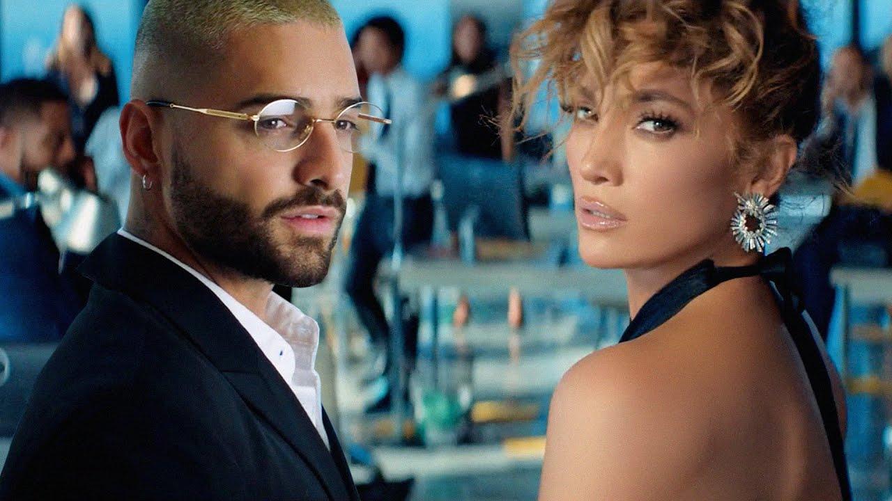 Jennifer Lopez & Maluma - Pa Ti + Lonely