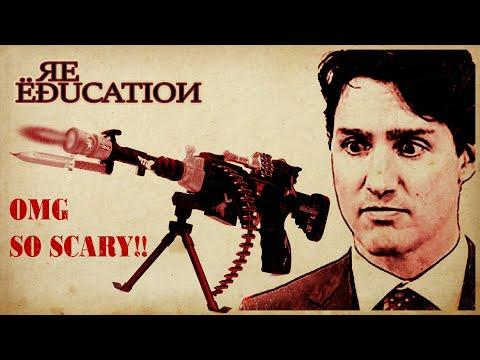 Liberals BAN A$$ULT R!FLES In Canada [Trudeau Week Ep3]