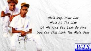 Mula Gang - Mula Day (New Song w Lyrics)
