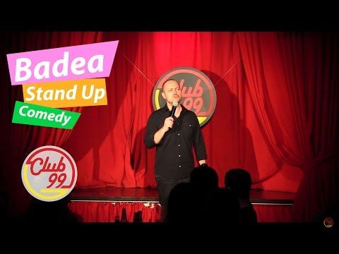Dan Badea - Cum explici unui american ce e soriciul | Stand Up Comedy