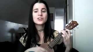 Take a Walk on the Wild Side - Lou Reed Ukulele Cover (Amanda Salemi)