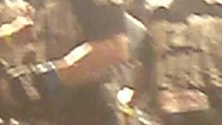 UFC99 Sortie de Wanderlei Silva dans la cohue