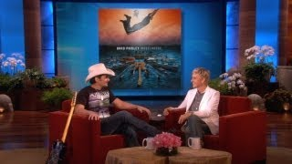 Brad Paisley on His Song 'Accidental Racist'