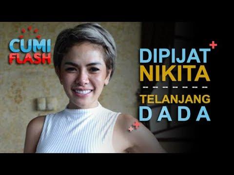 Download Video Asik Dipijit, Nikita Mirzani Telanjang Dada - CumiFlash