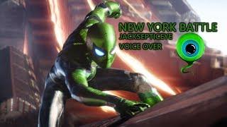 Avengers Infinity War Iron Spider Suit Up | Jacksepticeye & Markiplier Voice Over