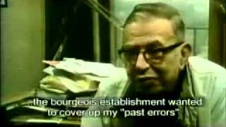 Jean-Paul Sartre Rejects the NOBEL PRIZE for LITERATURE!!