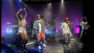 N*E*R*D - Hot-N-Fun [Live On GMTV]
