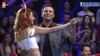 """Kutsi ve Veliahtı Murat 2.performansları """"İlan-ı Aşk"""" Performansıyla sizlerle!"""