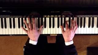 Aloe Blacc - I Need a Dollar Piano Cover