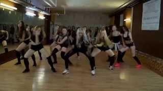 K-POP&GIRLS HIPHOP:Jessi(SSENUNNI),CL(Dr.Pepper),Jace(Not Enough)\Dance practice