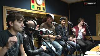The Wanted - Glad You Came [live acoustic session]