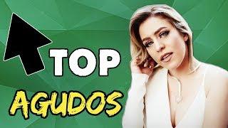 TOP 10 - LU ANDRADE (MELHORES AGUDOS) 🔝