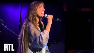 Lynda Lemay - La visite en live dans le Grand Studio RTL - RTL - RTL