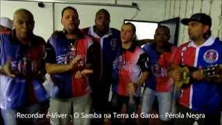 Recordar é Viver - O Samba na Terra da Garoa - Pérola Negra