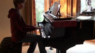 Phineas and Ferb Theme Song piano cover