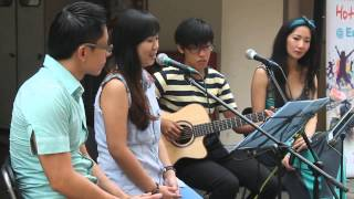 甜蜜蜜 & 关怀方式 Cover by Jamie & Choy (Guitarist & Singer)