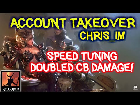 RAID: Shadow Legends | Account Takeover Chris_IM, Nightmare Clan boss damage doubled! FK supported!