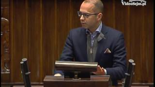 Michał Szczerba - wystąpienie z 7 czerwca 2017 r.