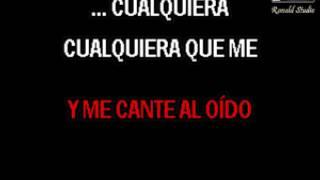 Valeria Lynch -  Corazon De Hielo -  Karaoke