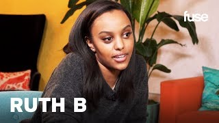 Ruth B. Tests Out New Songs On Her Uber Drivers