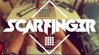 Scarfinger mini-mix - Gramatik - San Holo - Griz - The Geek x Vrv - Live MPC