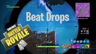 Fortnite Beat Drop Compilation G(old)