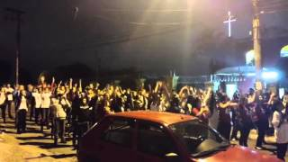 Festa do padroeiro 2015 - Comunidade Jesus de Nazaré  - Flash Mob