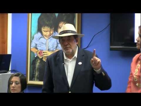 RUEDA DE PRENSA MINISTRO DE TURISMO FREDDY EHLERS