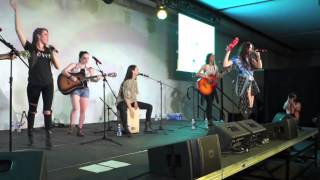 Nobody's Perfect LIVE COVER NJ by Cimorelli