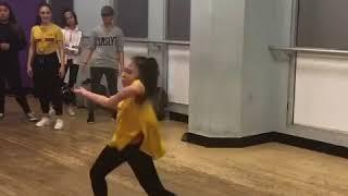 Julia Traverso - Guy Groove Choreography - Freaky Friday