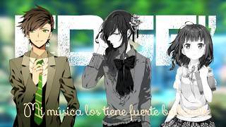 「Nightcore 」- Mi Gente ✗ Shape Of You ✗ Havana (Switching Vocals)