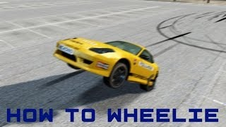 LFS Tutorial: How to wheelie without tweaks