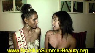 Brazilian Summer Beauty 2011 - Celebrity Judge Davetta Sherwood