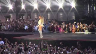Beyoncé Me Myself and I, Runnin' (Lose It All), All NIght live in Brussels, Formation Tour