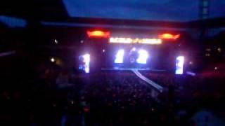 AC/DC Live 19.05.'09 Köln / Cologne - Hell's Bells beginning/Anfang
