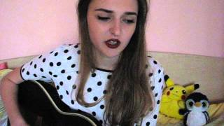 Halsey - Castle (Acoustic Cover)