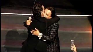 "Juan Gabriel  canta ""Las Mañanitas"" para Marc Anthony"