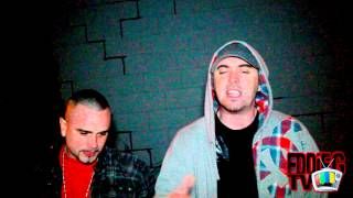 Eddie G TV - C.V.S. The Horrorcorest & Gage - Acapella