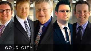 Gold City no Brasil - Quarteto Gileade
