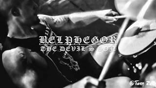 Belphegor - The Devil´s son (Drum cover)