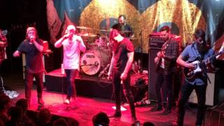 Dance Gavin Dance - Uneasy Hearts Weigh The Most (Live)