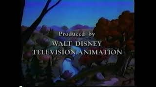 Closing to Winnie the Pooh: Boo to You Too! 1997 VHS