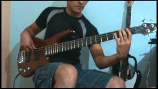Please Don´t Stop - Richard Bona (Bass Cover)