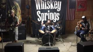 Drunk Like You- The Cadillac Three cover by Whiskey Springs