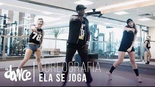 Ela Se Joga - Dennis feat Mc Marvin - Coreografia    FitDance - 4k